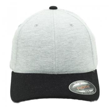 כובע אפור שחור FLEXIT מידה XS/S