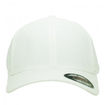 כובע לבן FLEXIT מידה S/M