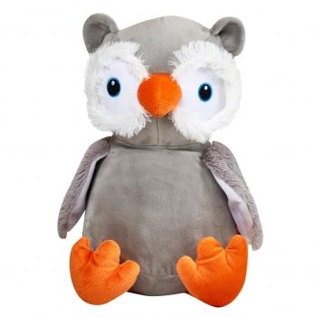 Owl-Fluffy