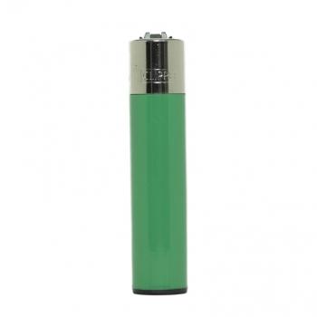 מצת Clipper ירוק